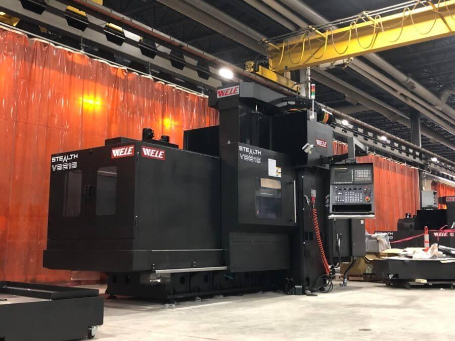 Exodus Machines 2019 Milling Centers