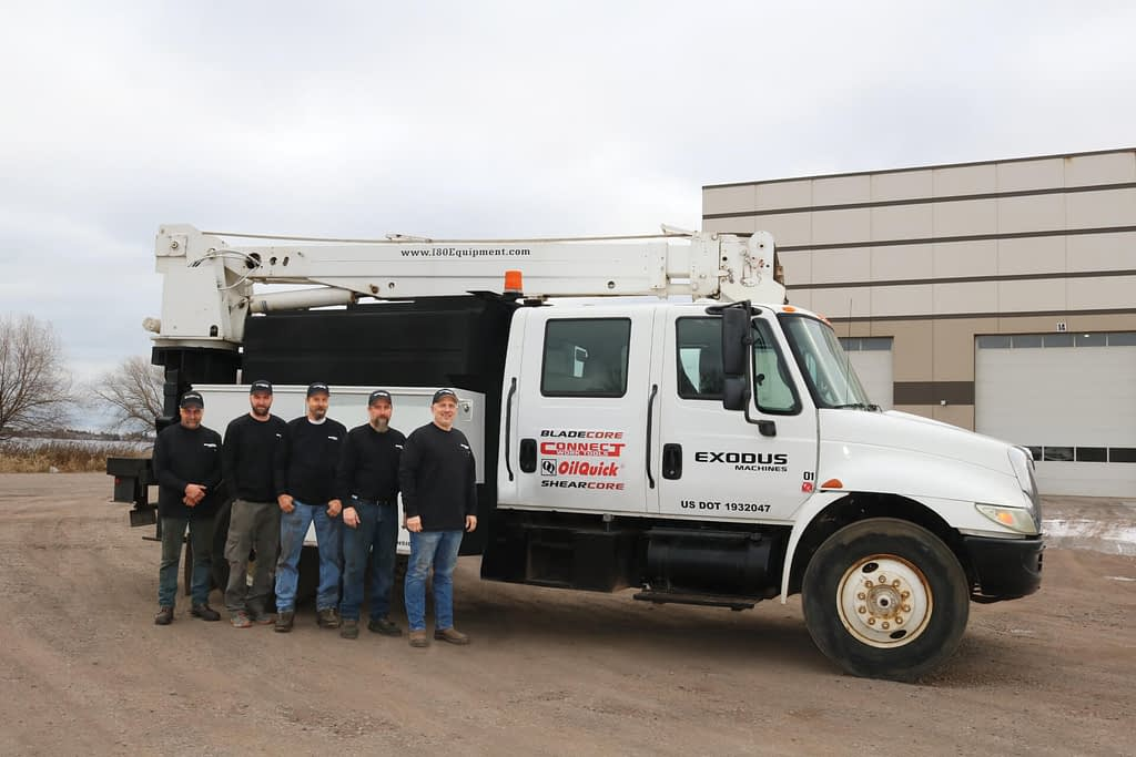 Exodus Machines Service Team